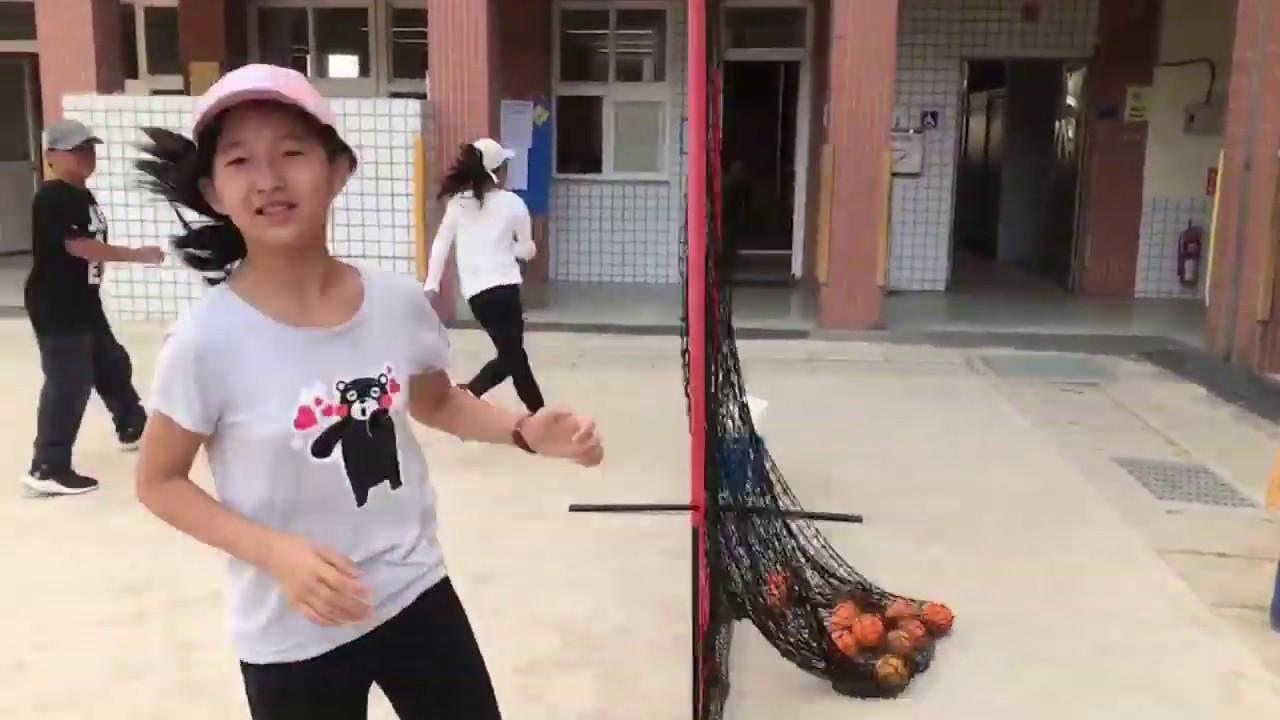 新竹二重國小508練球MV蝴蝶飛呀 - YouTube