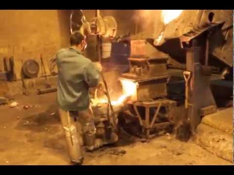 iron workhorse machine