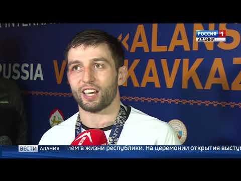 Североосетинские вольники завоевали 13 медалей международного турнира «Аланы»