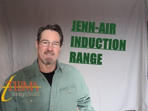 Jenn-Air's Induction Range!