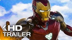 AVENGERS 4: Endgame Finaler Trailer German Deutsch (2019)