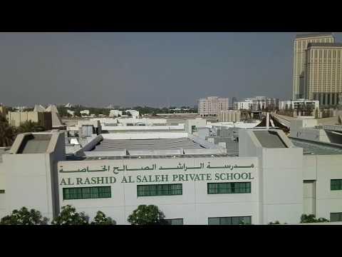 Dubai Healthcare City to Burjuman Metro View