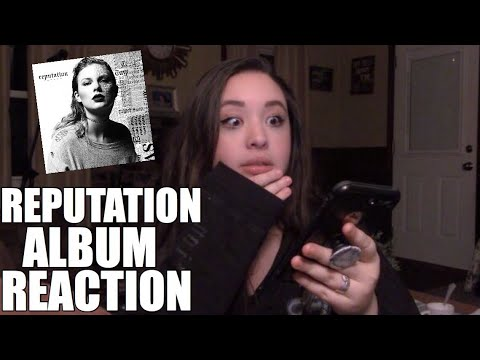 Taylor Swift - reputation - Full Album Reaction *I CRIED*