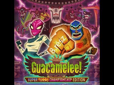 Luchermant senki és semmi nem állíthatja meg! Guacamelee végigjátszás  8.rész. 1c3787999b