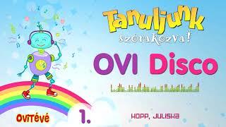 Hangszer ovi - Hopp, Juliska (Ovi Disco)