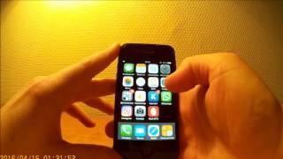 Отзыв Iphone 4s