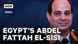 The Rise of Egypt's Abdel Fattah el-Sisi | NowThis World