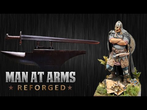 Ulfberht Viking Sword - MAN AT ARMS:REFORGED