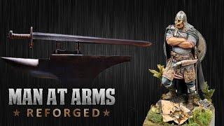 Ulfberht Viking Sword - MAN AT ARMS:REFORGED