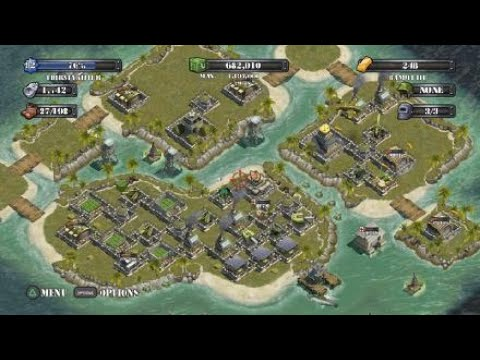 Battle Islands new layout