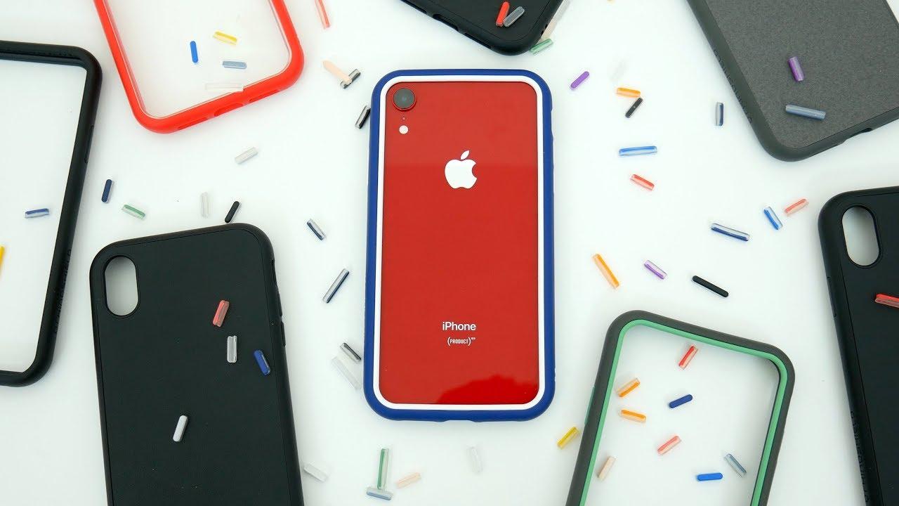 new product 189c7 1598a RhinoShield SolidSuit vs CrashGuard NX vs Mod NX Case Comparison for iPhone  XR!