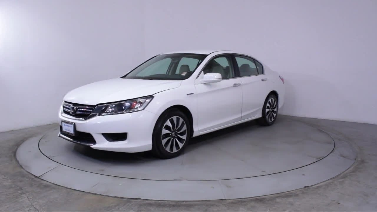 Attractive 2014 Honda Accord Sedan Hybrid For Sale In Miami Fort Lauderdale Hollywood  West Palm Beach   Flor
