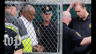 Bill Cosby sentenced to at least 3 years in prison