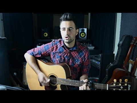 "P!NK ""Try"" [acoustic cover by Louis Vlahakis]"