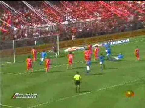 FINAL VUELTA Toluca 0 vs Cruz Azul 2 Global 2-2 Penales 7-6  Torneo Apertura 2008