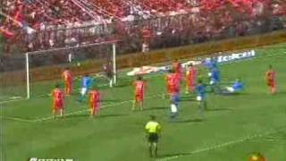 FINAL VUELTA Toluca 0 vs Cruz Azul 2 Global 2-2 Penales 7-6  Torneo Apertura 2008 thumbnail