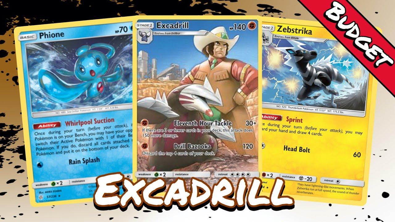 Pokémon Cosmic Eclipse EXCADRILL