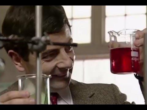 مستر بين - اختبار الكيمياء
