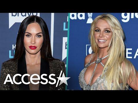 Megan Fox's Britney Spears Impression Is Spot On!
