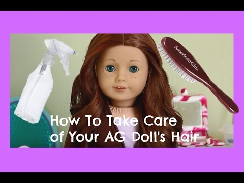 care of ag doll's