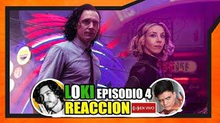Loki Episodio 4 Reacción En Vivo / Lograran Sobrevivir? Enchantress 💛 / Análisis, Teorías y critica
