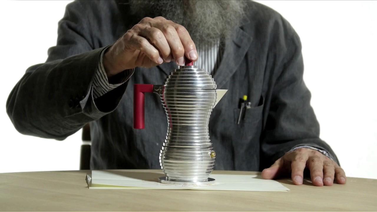 Alessi   Moka Pulcina Coffeemaker
