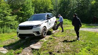 Land Rover Experience (2018 Velar)