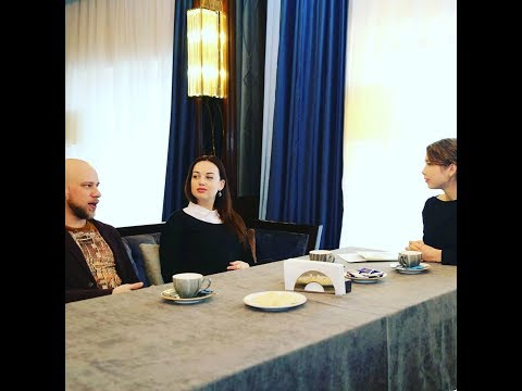 Interview with Exceptional Guests of Cyprus: D & K Duo (Denis Sazanov and Kateryna Agieieva)