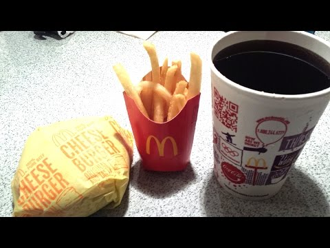 The Fastest Happy Meal Ever Eaten