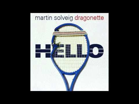 Martin Solveig Feat Dragonette Hello Single Edit