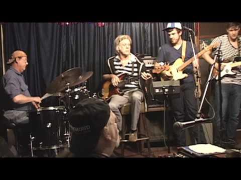 Jesse James at the Mark Whitman Thursday Night Ballard Eagles Blues Jam