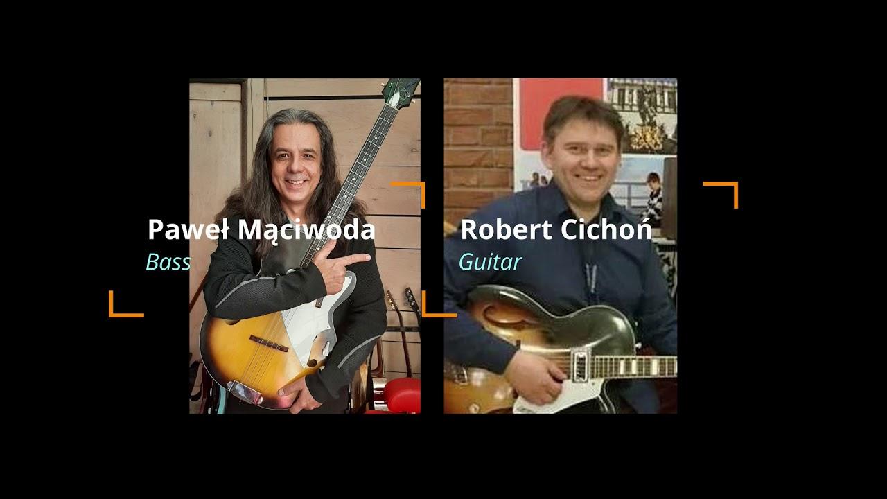 I Love Jazz ! Jam with my friend Robert Cichoń.