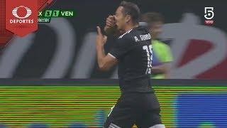 Gol de Guardado | México 3 - 1 Venezuela | Partido Amistoso - Televisa Deportes