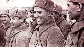 Таджики вовремя и после Великой Отечественной Войны