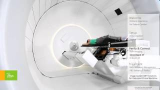 IBA video - The workflow of patient treatment in a proton center