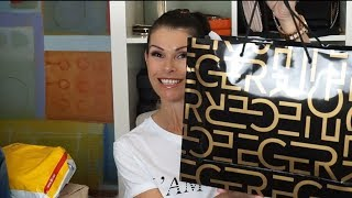 unboxing haul louis vuitton neo noe stuff organizing luxury shoes and morelvlovermj