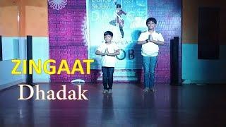Zingaat Hindi   Dhadak   Pranshu & Ibrahim   DANCE PERFORMANCE   STUDENT SHOWCASE   RK DANCE STUDIO