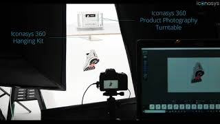 360 Product Photography: Hanging Products