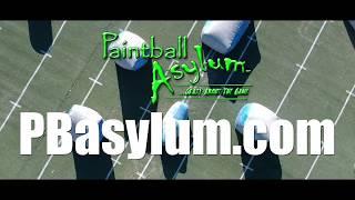 Paintball Asylum Dallas Open Layout