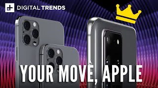 Samsung Galaxy S20 Ultra vs Apple iPhone 12 | What to expect