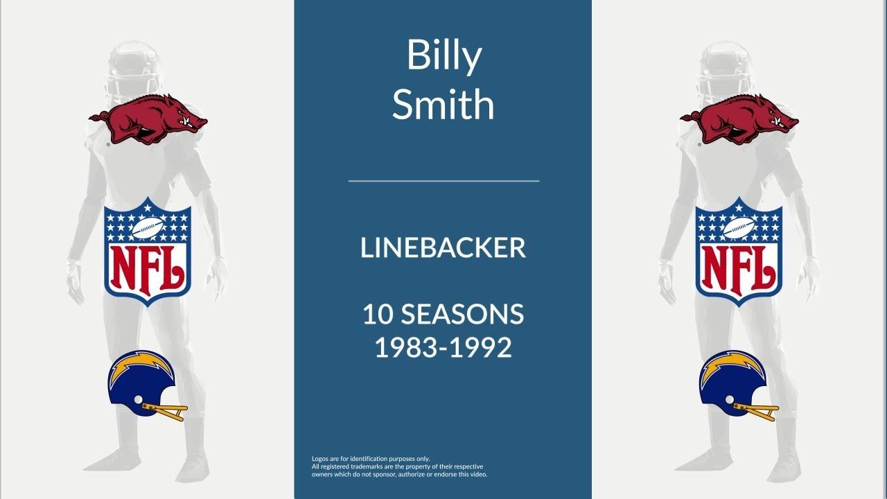 half off 66fce 33a98 Billy Ray Smith Jr.: Football Linebacker