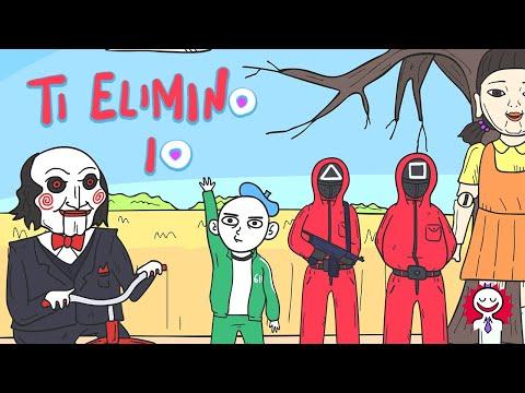 TI ELIMINO IO (a Saw non piace Squid Game)