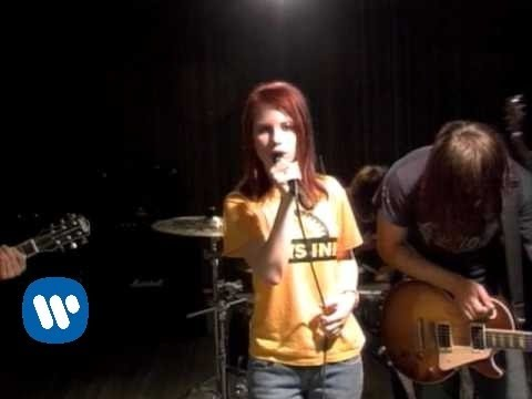 Paramore: All We Know [OFFICIAL VIDEO]