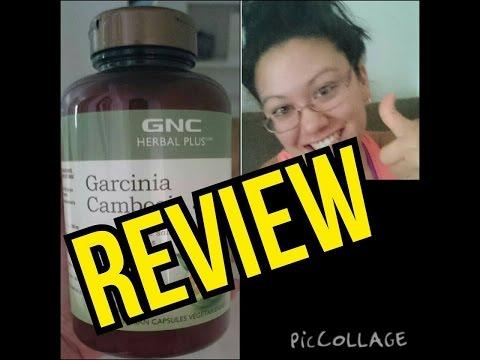 Gnc Garcinia Cambogia Product Review Youtube