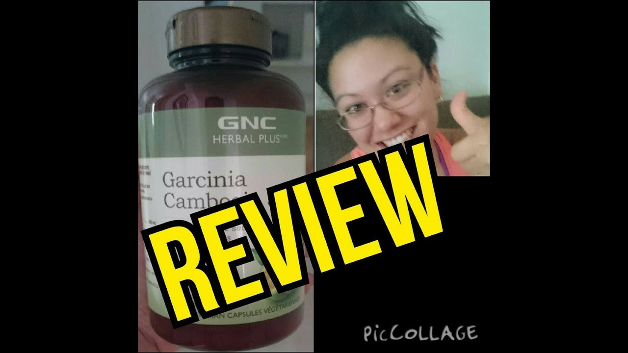Gnc Garcinia Cambogia Product Review Youtube