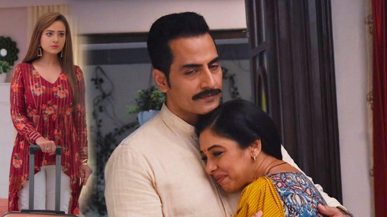 Anupamaa || Vanraj Asks Kavya to Stay away from His Family