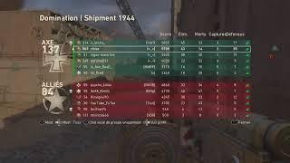 LIVE FR Call of duty World War 2