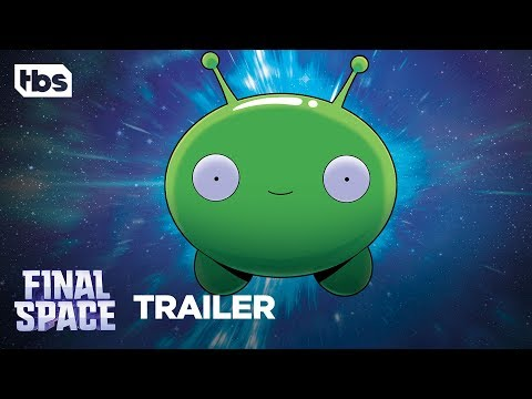 Final Space trailers