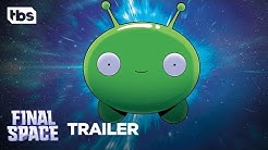 Final Space [OFFICIAL TRAILER] | Series Premiere February 26! | TBS