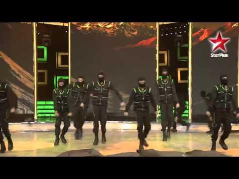 India's Dancing SuperStar   Ep 27   Loyola Dream Team's patriotic act